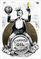 sherman antitrust act passed